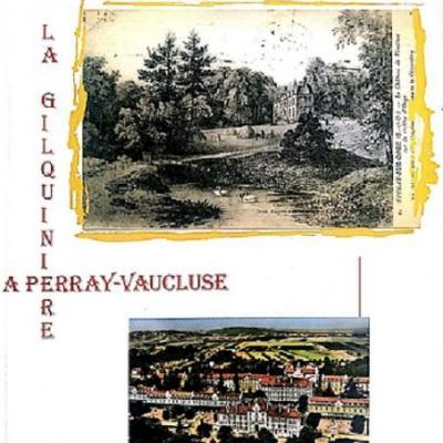 Livre De la Gilquiniere à Perray-Vaucluse